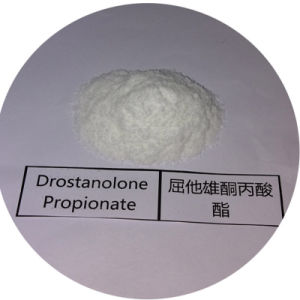 Top Quality Drostanolone Propionate Steroid Powder for Bodybuilding Fitness pictures & photos
