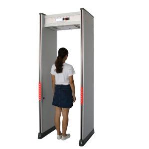 Airport Walk Through Metal Detector with Multi Zone Door Frame Metal Detector pictures & photos