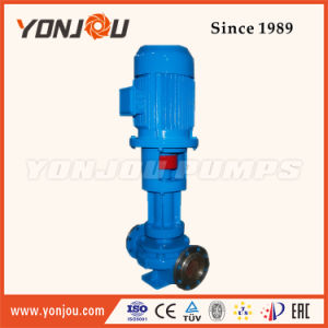 Lqlry Centrifugal Vertical High-Effective Energy-Saving Hot Oil Pump pictures & photos