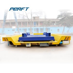 Steel Plant Motorized Ladle Transfer Trolley pictures & photos