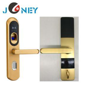 Anti-Theft Smart Biometric Digital Fingerprint Door Lock pictures & photos