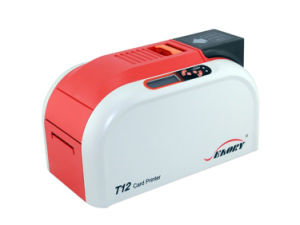Cheap Price Double Side PVC Plastic ID Card Print Machine pictures & photos