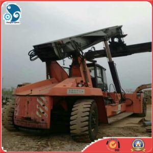 45ton Special Lifting Machinery Used Kalmar 20hc′/40hq Container Reach Stacker pictures & photos