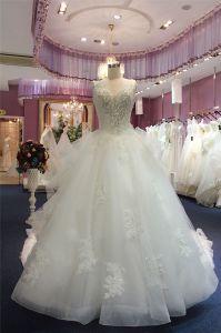 2017 Ladies Clothes Bridal Dresses Ballgown Wedding Dress Bridal Gown Wgf029 pictures & photos