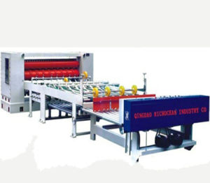 Computer Control 2 Layer Corrugated Paperboard Slitter Cutter pictures & photos