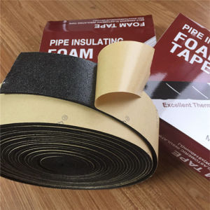 Closed Cell EPDM Foam Tape for Electrical Equipment pictures & photos