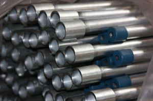 Hot Dipped Galvanized Steel Pipe pictures & photos