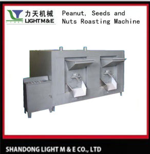 Peanut, Seeds and Nuts Roasting Machine (LTHC Series) pictures & photos