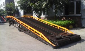 New Design of Mobile Loading Ramp for Container pictures & photos