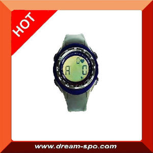 Digital Altimeter Watch with Barometer, Compass, and Thermometer (DA-120)