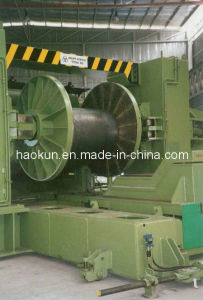 Spiral Pipe Making Machine SSAW Production Line Uncoiler pictures & photos