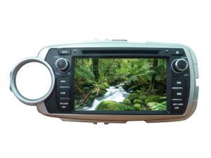 "HD 7"" Car DVD for Toyota Yaris 2012 GPS Player Head Unit Nav Radio System"