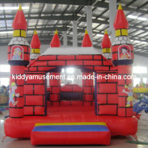 Classic Indoor Inflatable Jumping Castle for Family Usage pictures & photos