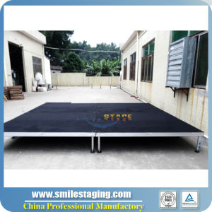 Hot Sale Anti-Slip Portable Aluminum Stage for Concert Stage pictures & photos
