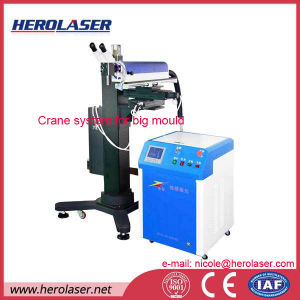 Best System Joystick Crane System Wire Laser Welder for Repairing Mould in Israel pictures & photos