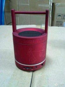 Portable Mini Bowie Shape Speaker for Smart Phone