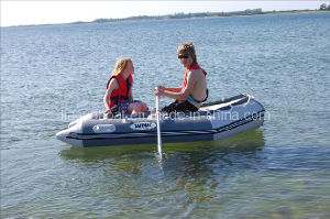 2m-3.6m Liya PVC Inflatable Boat with Outboard Motor pictures & photos