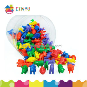 Plastic Animal Counters for Counting and Sorting pictures & photos