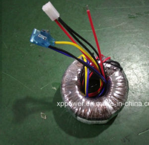 Toroidal Power Transformer with Connectors pictures & photos