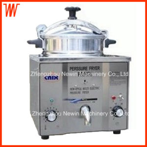 15L Table Top Electric Kfc Pressure Fryer pictures & photos