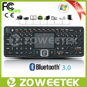 Bluetooth Keyboard Mini Keyboard for Android Smart Phones, iPad & Laptop and Desktop pictures & photos