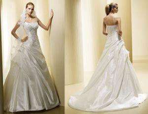 Bridal Dress (FLY-1051)