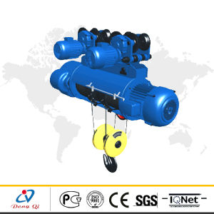 2ton Wire Rope Electric Monorail Hoist for Sale