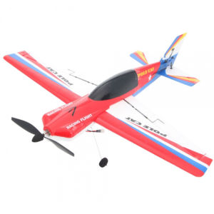RP-312939 40cm 2.4G 4 Channel Remote Control Beginner RC Airplane Red pictures & photos