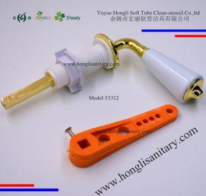 55312 Zinc Lever, Toilet Flush Handle, Tank Lever, Cistern Lever pictures & photos
