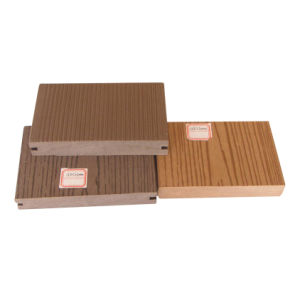 Ocox Solid Type WPC Outdoor Decking pictures & photos