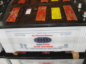 Vehicle / Truck Battery (N150 12V150AH)