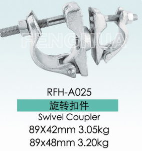 Swivel Coupler (RFH-A025) pictures & photos