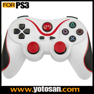 6 Axis Double Shock Wireless Bluetooth Game Joystick Controller for Sony PS3 pictures & photos