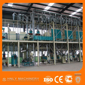 Hot Sale High Quality Maize Milling Machine in Kenya pictures & photos