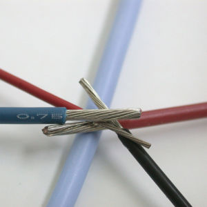 Flexible Core PFA Insulated Fluoroplastics Cable (VDE7684) pictures & photos