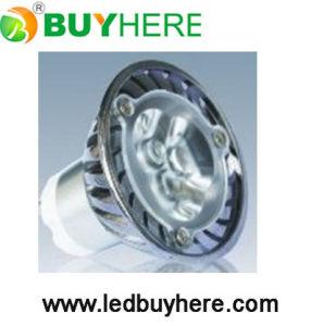 3W High Power LED GU10 Spotlight (BH-003S401G-1)