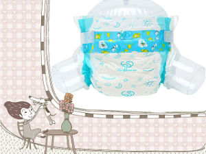 Ultra Breathable Baby Diaper