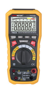60000 Counts True- RMS/USB/Bar Graphical Pm8238 Digital Multimeter