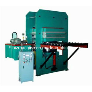 Frame Platen Vulcanizing Press Machine pictures & photos