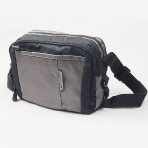 Polyester Promotional Man Shoulder Bag (MD1153)
