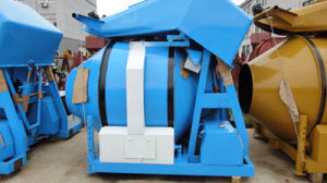 Self Loading Concrete Mixer with Hydraulic Loading Hopper Hot Sale in Africa pictures & photos