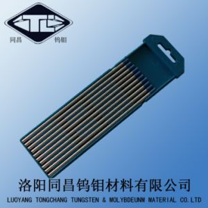 Tungsten Electrode (WY20) pictures & photos