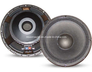 "18"" PA Woofer Speaker System/MID-Bass pictures & photos"