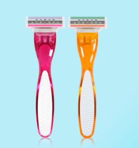 Disposable Triple Blades Razor, Razor System for Lady pictures & photos