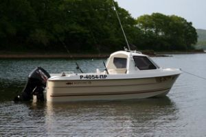 25 Feet Fishing Boat (Weever 25)