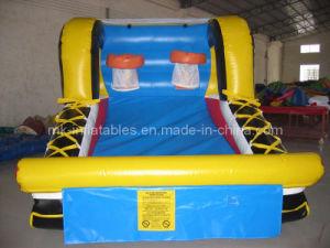 Inflatable Game Basketball Game