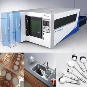 CNC Laser Cutting Machine for Tubes pictures & photos