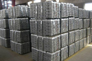 High Purity Zinc Ingot