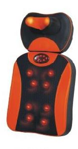 Max & Min Shiatsu Massage Cushion by-636c-1