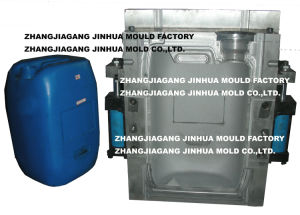 Plastic Jerrycan Mould